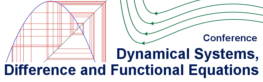 Conference Dynamical Systems, Difference and Functional Equations